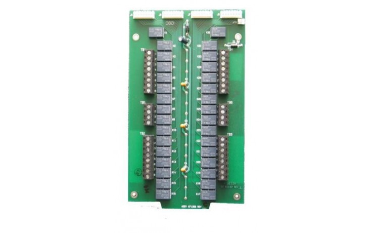 32 Relay Card - To suit 2800 & 3030 Fire Panels