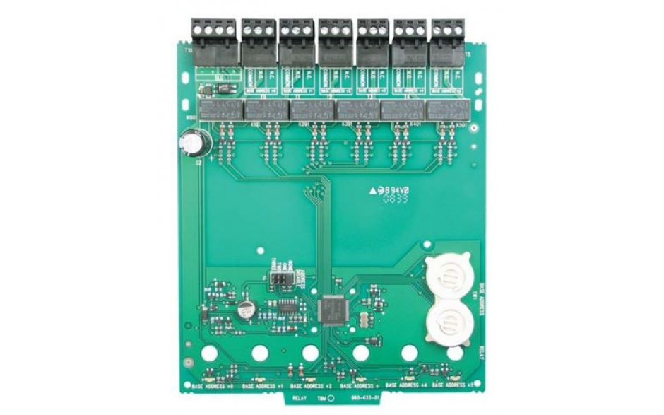 FlashScan 6 Relay Output Module