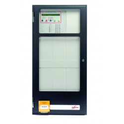 1600 Gas Conventional Fire Panel - 900 CAB - 8 Zone - 11 AMP