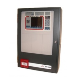 2800 Addressable Fire Panel - 650CAB - 1 Loop Fitted - 5A PSU