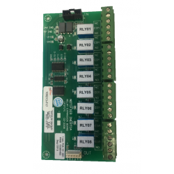 2800 8 Way Relay Expansion Card