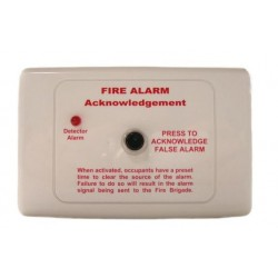 Loop Powered Alarm Accept Module (AAM)