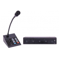 Paging Console & Audio Switcher
