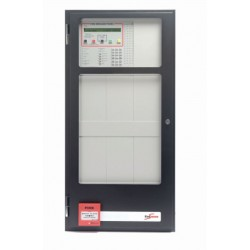 1600 Conventional Fire Panel - 900 CAB - 8 Zone - 11AMP