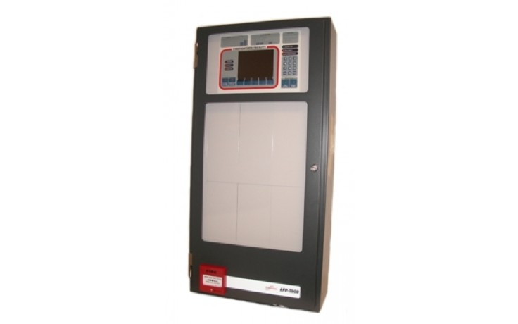 2800 Addressable Fire Panel - 900CAB - 1 Loop Fitted - 5A PSU