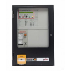 1600 Gas Conventional Fire Panel - 650 CAB - 8 Zone - 11AMP