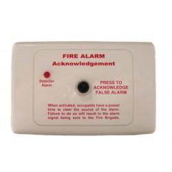 Loop Powered Alarm Accept Module (AAM)