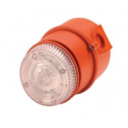 Intrinsically Safe Sounder Strobe