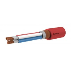 2HR Fire Rated Cable - 4.00mm 3C+E Screened
