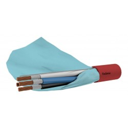 2HR Fire Rated Cable - 1.50mm 4 Core Screened