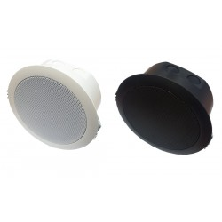 AS7240 Approved - 100mm FireSense Speaker with Metal Grill