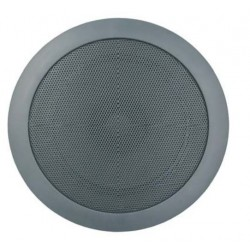 FireSense Speaker with Metal Grill - 100mm Black