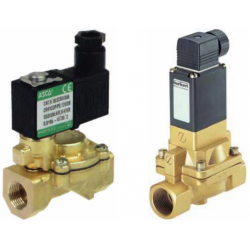 Solenoid Test Valves